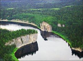 Virgin Komi Forests