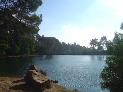 Lagoa Azul, Sintra